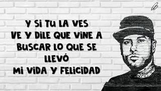 Si tú la ves - Nicky Jam (LETRA) ft. Wisin