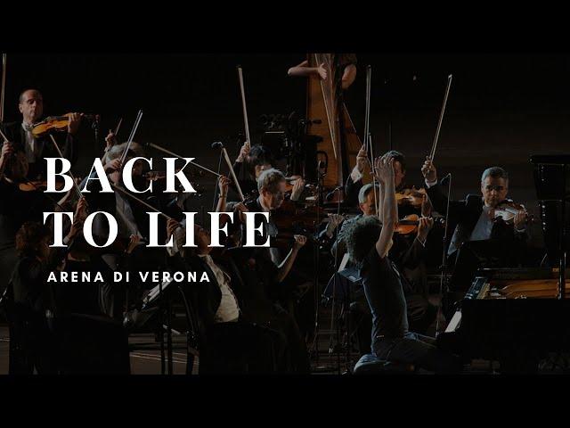 Vídeo de la canción Back To Life de Giovanni Allevi