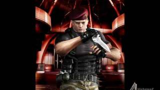 Resident Evil 4 Original SoundTrack - Krauser Mercenaries Theme