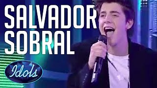 Salvador Sobral Covers Maroon 5's Sunday Morning | Live Performance Idolos | Idol Global