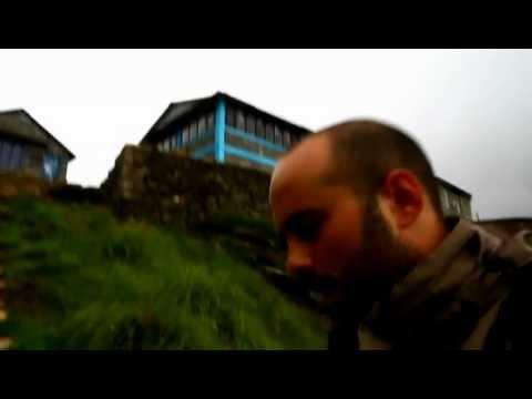 Reach the goal: Annapurna Base Camp