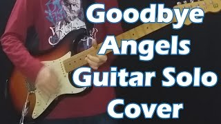 Goodbye Angels (RHCP) - Solo Cover