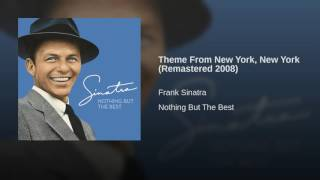 Theme From New York, New York (Remastered 2008)