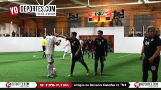 Los Amigos de Salvador Cabañas derrotan a TMT en amistoso para el crack paraguayo