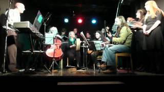 María Soliña - Gustavo Fuentes Quinteto y Coro Ávalon - La Clac 15-07-2012