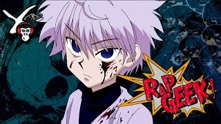 RAP Anime #29 | Killua  (Hunter x Hunter) Beatintro: Ihaksi | BeatMusic: Vendetta Beats - Yuri Black
