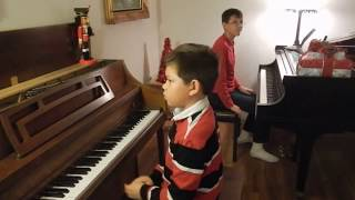 Joy to the World- Funky! Two Piano Duet