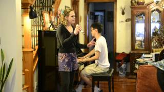 Crazy For You (Madonna Cover) (LIVE VERSION) By: Mykis (Kristin Estilow) and Kevin Wang