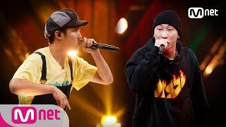 [ENG sub] Show Me The Money777 [6회] 피카츄와 헐크의 대결! 오르내림 vs EK @팀 배틀 181012 EP.6