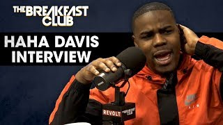 Haha Davis Wants Zero Problems With The Breakfast Club, Talks Music, Comedy + More width=