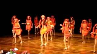 Dança Vermelho