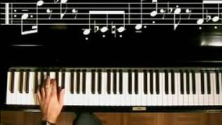 How to Play a Funk Groove on the Piano : Bass Lines for Funk Piano