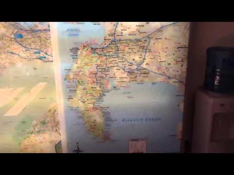 South Africa Trip – shopping for activities in Cape Town