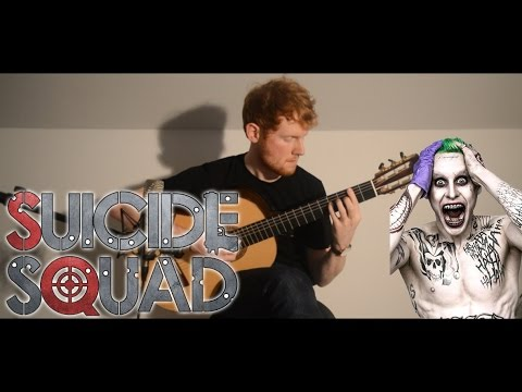 Suicide Squad Trailer Song (I Started a Joke) - Guitar Cover by ...