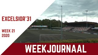 Screenshot van video Excelsior'31 weekjournaal - week 21 (2020)