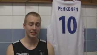 FoKoPo Pelaajakortti: Julius Pehkonen #10