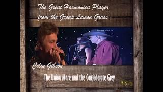 Colin Gibson & Lemon Grass (Union Mare & Confederate Grey)