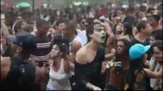 PSY Trance fest crazy man. crazy dance