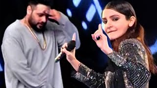 Anushka Sharma Live Rapping With Badshah On Dil Hai Hindustani Show | Phillauri Promotion width=
