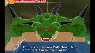 DBZ BT3 Dragon Summoning!