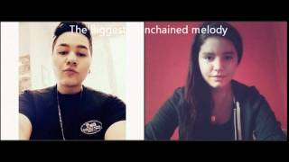The Biggest - Unchained melody by Righteous Brothers (cover)