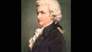 Mozart - La tartine de beurre
