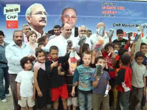 CHP Mersin Milletvekili Av  Necmi Doğan