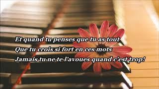 Karaoké Impossible James Arthur/Shontelle acoustic piano (en français)