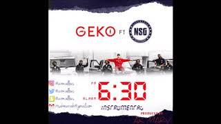 Geko ft. NSG - 6:30 Instrumental (Prod. By Ak Marv)   Afroswing Instrumentals 2018