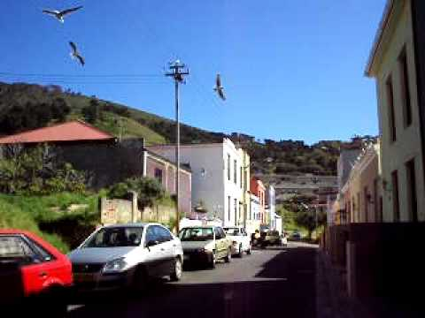 'The Birds' – in Bo Kapp, Cape Town