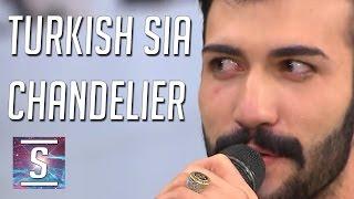 Turkish Sia - Chandelier (Altyazılı)