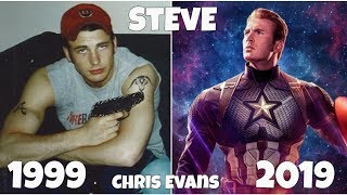 Avengers Endgame actors, Before and After they were Famous