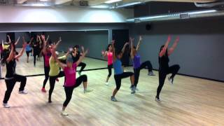 ZUMBA con laura - Lumidee vs Fatman Scoop - Dance 2013