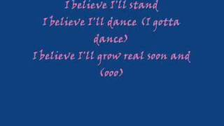I believe - Yolanda Adams (With Lyrics