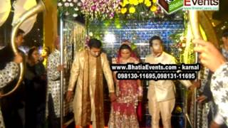 SUQARE  DUHLAN ENTRY  BHATIA  EVENTS KARNAL 98130 11695,98131 11695