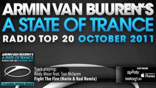 Armin van Buuren - A State Of Trance Radio Top 20 - October 2011
