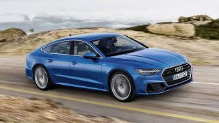 2018 AUDI A7 S7 RS7 ALL NEW REDESIGN FULL IN DEPTH REVIEW AND DRIVE • TECHNOLOGY • FEATURES