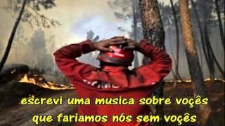 OBRIGADO BOMBEIROS PORTUGUESES