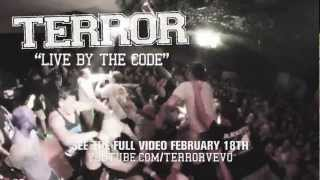 TERROR 'Live By The Code' Available Now!