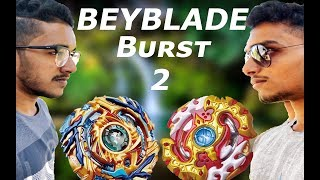 BEYBLADE BURST BATTLE IN DESI STYLE 2