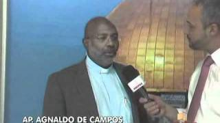 APOSTOLO AGNALDO DE CAMPOS PRESENTE NA UNIPAS