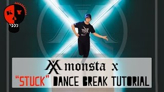 【KY】MONSTA X — Stuck(네게만 집착해) Dance Break MIRRORED TUTORIAL width=