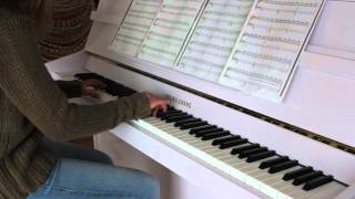 fly - Intouchables - piano cover