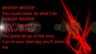 Twiztid- Whoop whoop lyrics