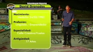 DAVID GRANADOS