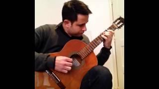 Ensaio Fado Alberto - Arr.  Guitarra Clássica (Ricardo Mata)