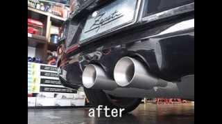 REMUS Titaniumu2 VW GOLF6 R