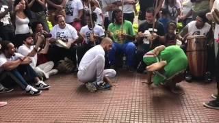 Roda da República Lenilson capoeira dance São Paulo