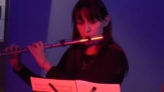 Museo in Musica duo flauto e piano LATINI Ilaria e Francesco ARTENA 2016.