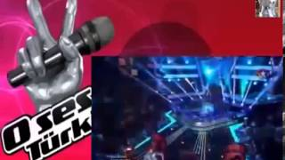 Melissa Aydin HURT - O Ses Türkiye 2013